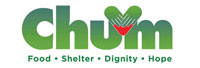 Chum Shelter color logo