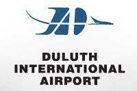 Duluth International Airport color logo