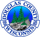 Douglas County Wisconsin color logo