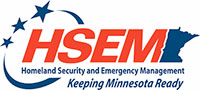 Homeland Security and Emergency Management color logo