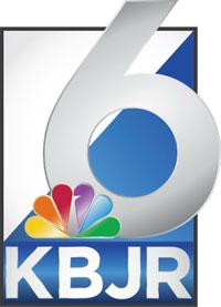 KBJR Channel 6 color logo