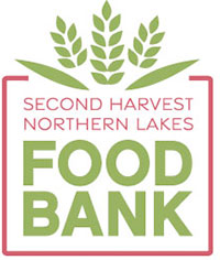 Second Harvest Northern Lakes Food Bank color logo